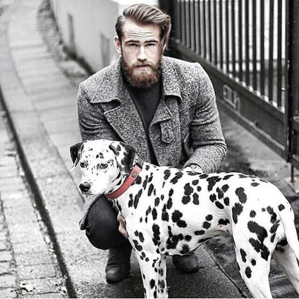 Nice Beard Style Inspiration For Men