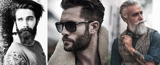 Nice Beard Styles For Men
