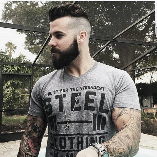 Nice Beards Ideas For Gentlemen