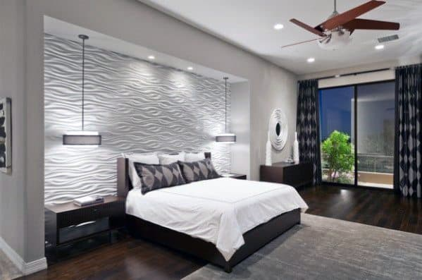 Nice Bedroom Lighting Interior Ideas