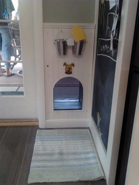 Nice Doggy Door Home Ideas