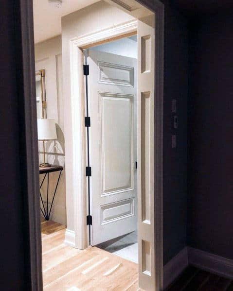 Nice Door Trim Interior Ideas
