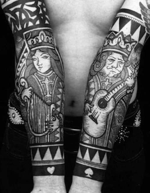Nice Forearm Tattoos
