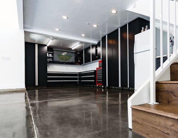 Nice Garage Cabinet Interior Ideas