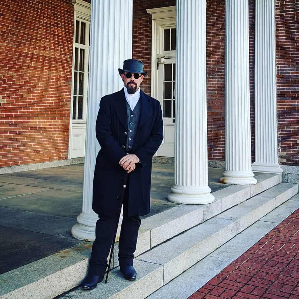 Nice Gentleman Victorian Suit