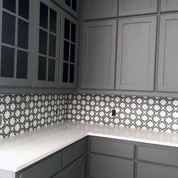 Nice Grey Kitchen Interior Ideas