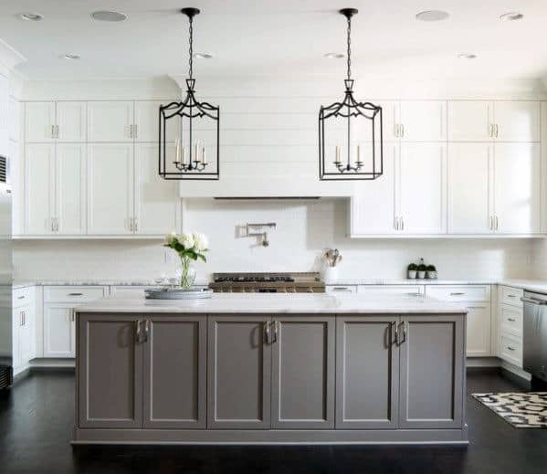 Nice Kitchen Island Lighting Interior Ideas