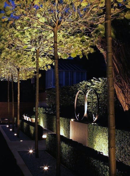 Nice Landscape Lighting Outdoor Ideas