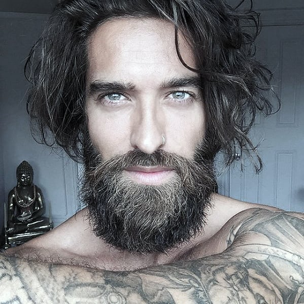 Nice Male Beard Style Ideas