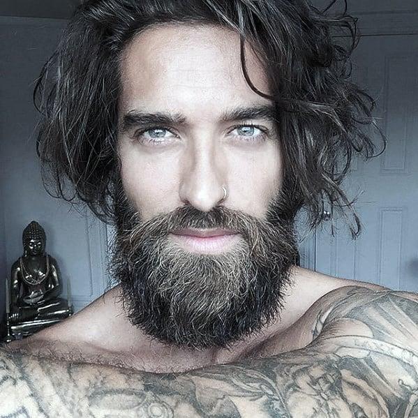 Nice Male Beard Style Ideas