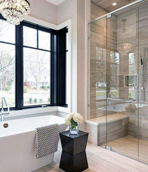 Nice Master Bathroom Interior Ideas