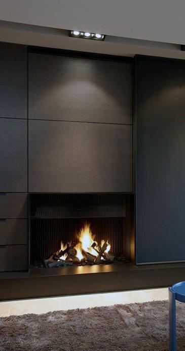 Nice Modern Fireplace Ideas