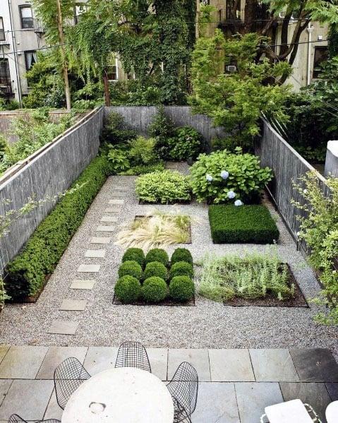 Nice Modern Patio Backyard Ideas