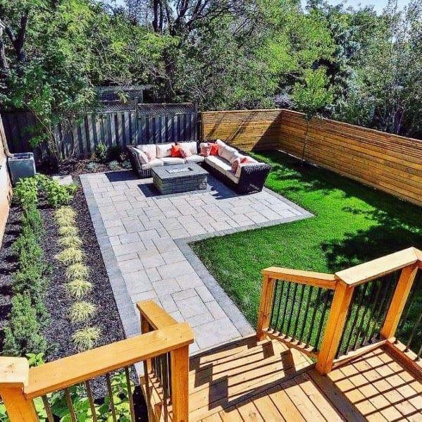 Nice Modern Patio Outdoor Ideas