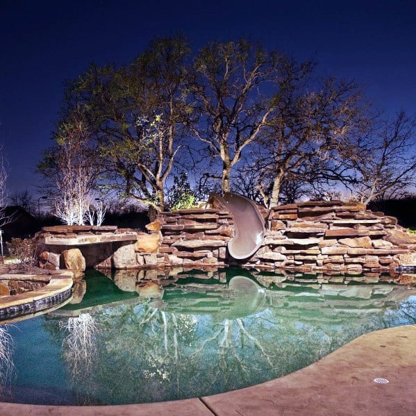 Nice Pool Landscaping Backyard Ideas