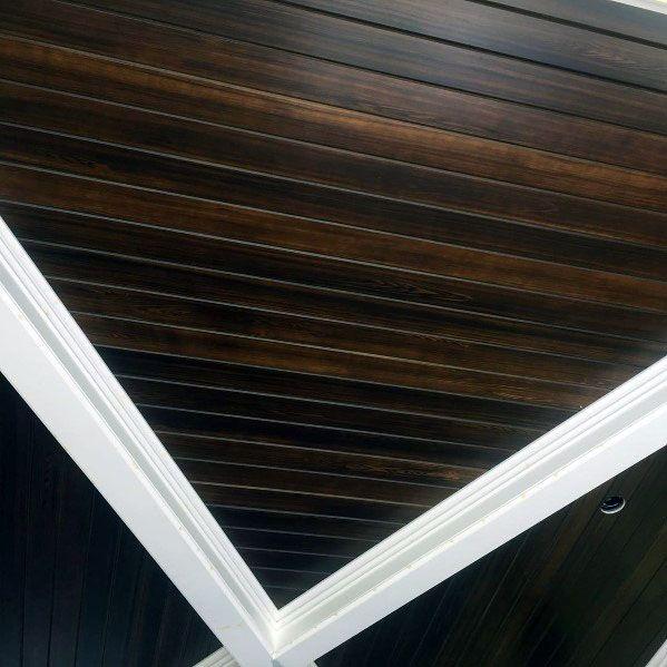 Nice Porch Ceiling Outdoor Ideas