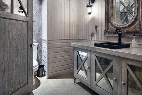 Nice Rustic Bathroom Ideas