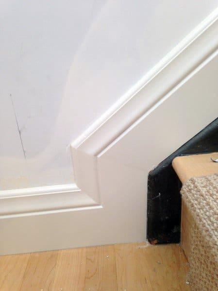 Nice Stair Trim Interior Ideas