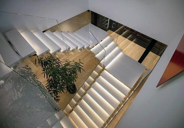 Nice Staircase Lighting Interior Ideas
