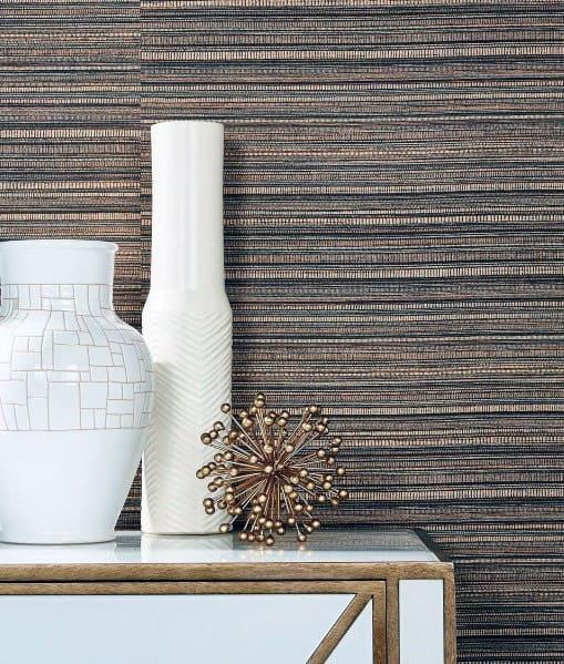 Nice Textured Wall Interior Ideas Fabric