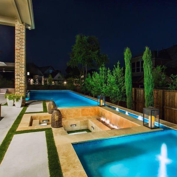 Nicest Cool Backyards