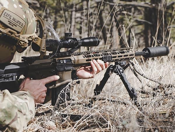 Nickel Teflon Extension Barrel Review Faxon Firearms Twenty Inch Heavy Fluted For 308 Win
