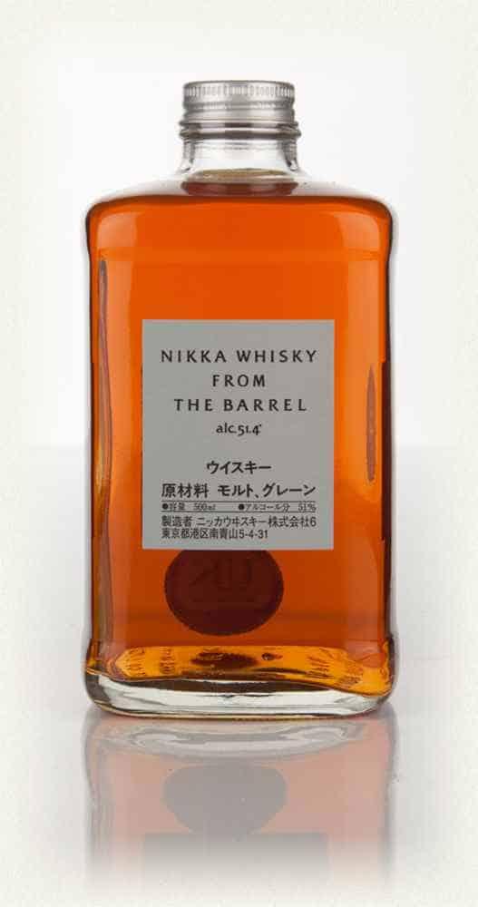 nikka-whisky-from-the-barrel-whisky