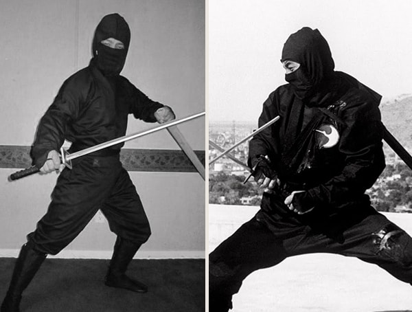 Ninja Best Halloween Costumes For Men