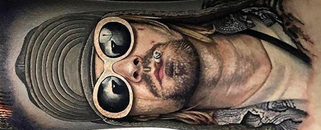 Nirvana Tattoo Designs For Men