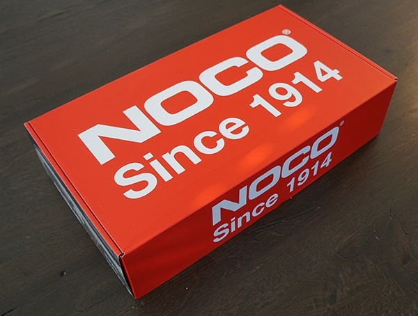 Noco Gb150 Red Box Sleeve