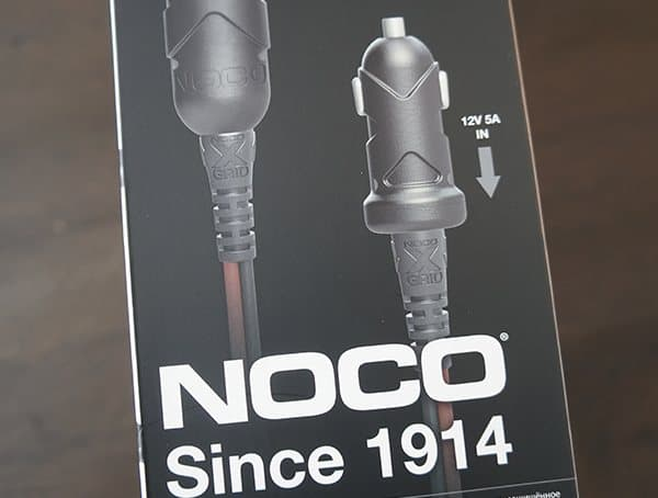 Noco Since 1914 Charger Port