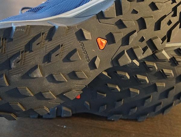 Non Marking Contagrip Rubber Outsole Mens Salomon Outline Mid Gtx Shoes