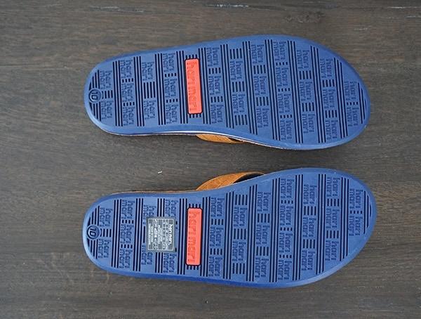 Non Marking Outsole Mens Hari Mari X Nokona Sandals