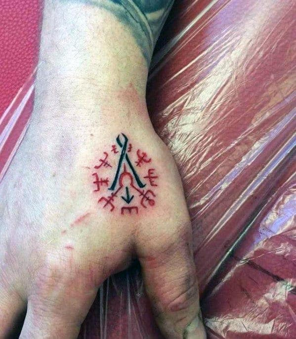 norse-manly-simple-hand-tattoo-design-ideas-for-men