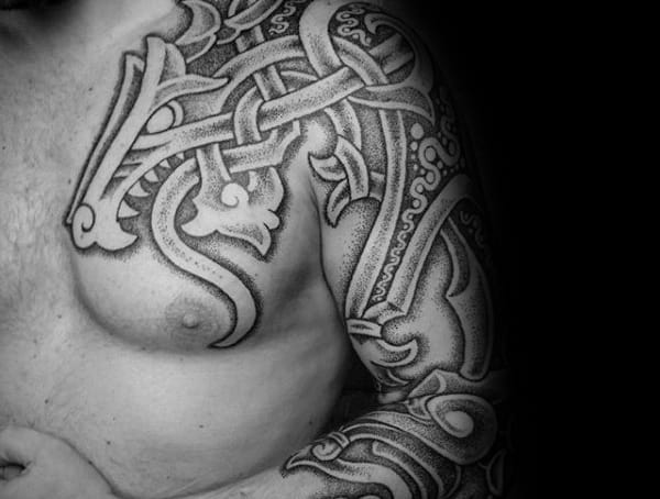Norse Tattoo Styles