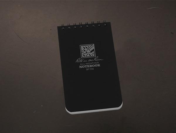 Notebook Edc Essentials