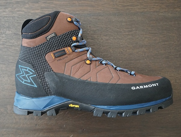 Nubuck Leather Upper Mens Garmont Toubkal Gtx Boots