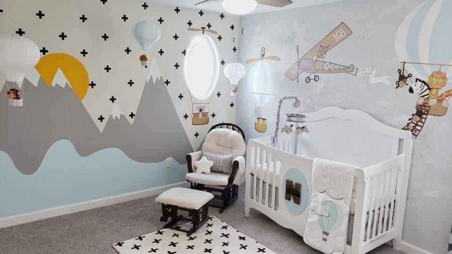 Nursery Decor Ideas Angelaherreradesign