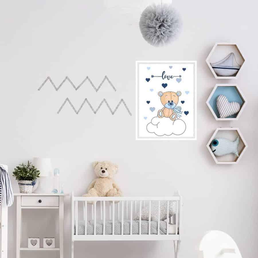 Nursery Decor Ideas Bebel Designstudio