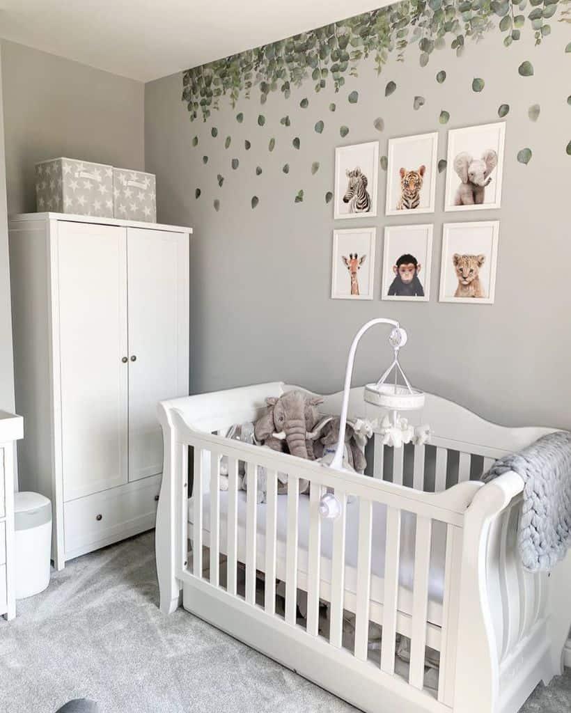 Nursery Decor Ideas My First Home2017