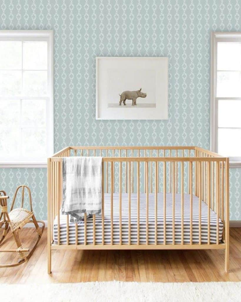 Nursery Wallpaper Ideas Thekidsinteriorsstore