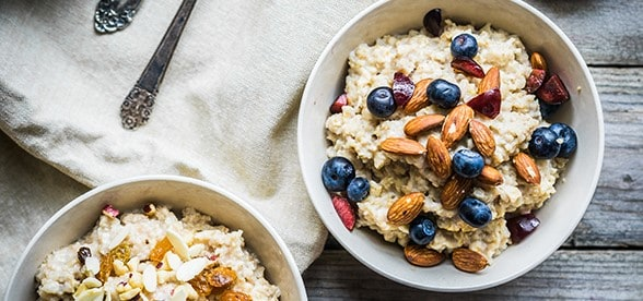 Oatmeal For Bodybuilding Workouts