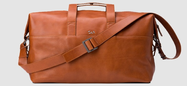 Octovo 48 HR Leather Bag