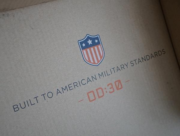 Od 30 Built To American Standards Footwear