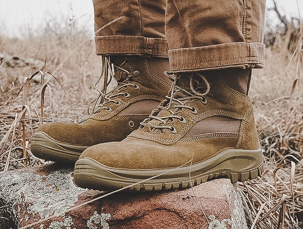 Od 30 Footwear Mens Coyote A3 Combat Boot Review