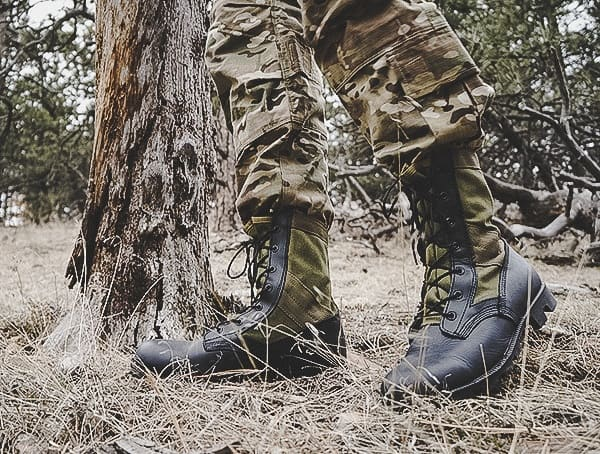 Od 30 Footwear Olive Green Jungle Boot For Men Review