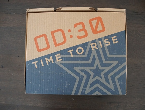 Od 30 Jungle Boot Shoe Box