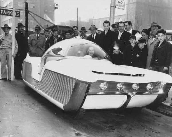 Odd Automobile Designs