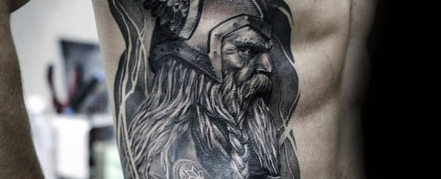 Odin Tattoo Designs For Men