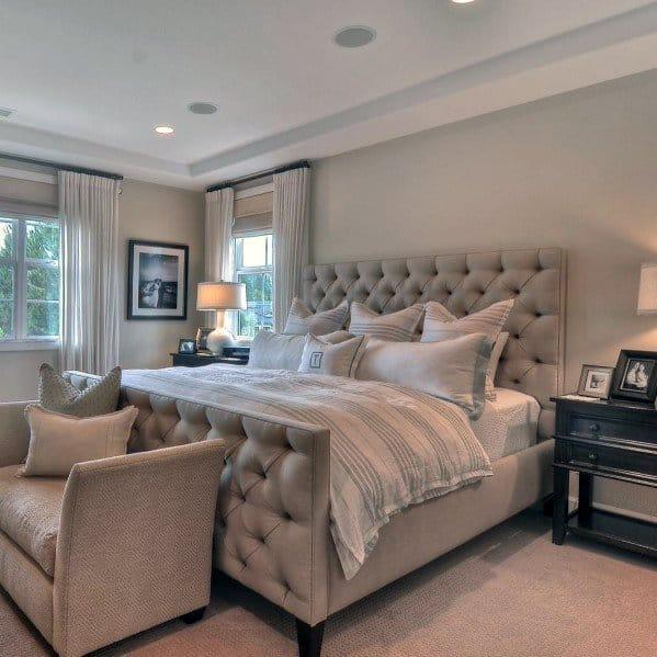 Top 60 Best Master Bedroom Ideas - Luxury Home Interior ... on Best Master Bedroom Ideas  id=57871